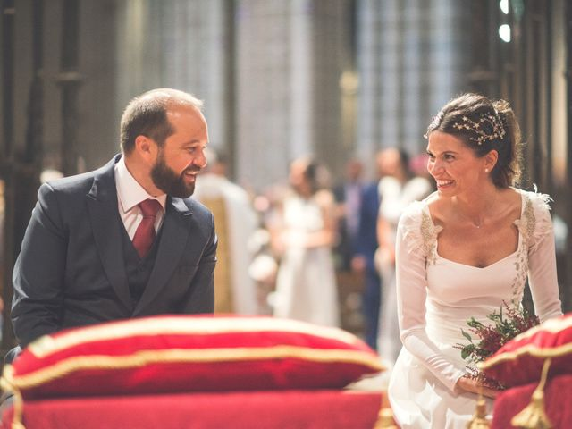 La boda de Sergio y Victoria en Pamplona, Navarra 21