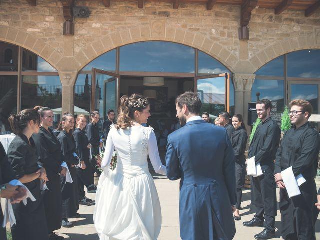 La boda de Sergio y Victoria en Pamplona, Navarra 35