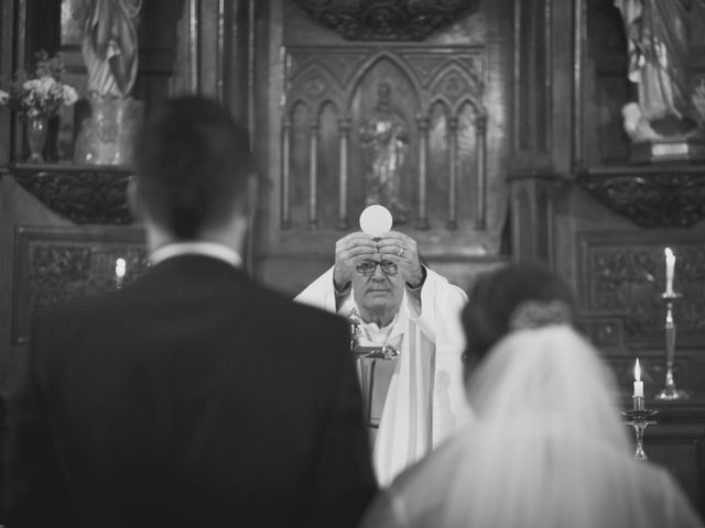 La boda de Jesús Ramón y Elizabeth en San Sebastian De Morcin, Asturias 16