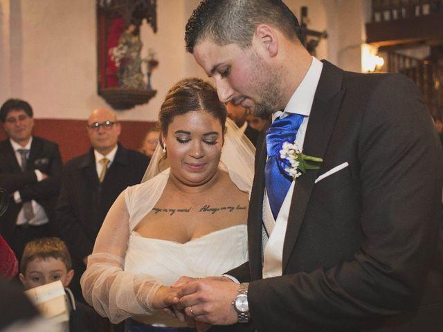 La boda de Jesús Ramón y Elizabeth en San Sebastian De Morcin, Asturias 17