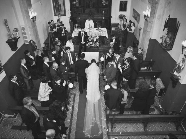 La boda de Jesús Ramón y Elizabeth en San Sebastian De Morcin, Asturias 19