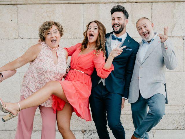 La boda de Ruben y Meritxell en Reus, Tarragona 10