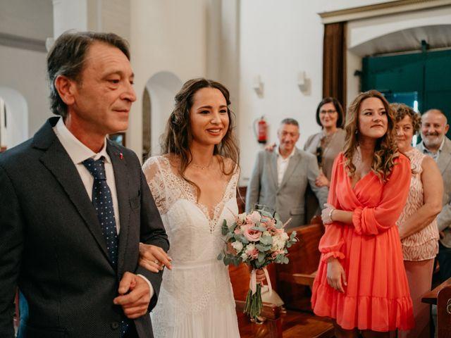 La boda de Ruben y Meritxell en Reus, Tarragona 17