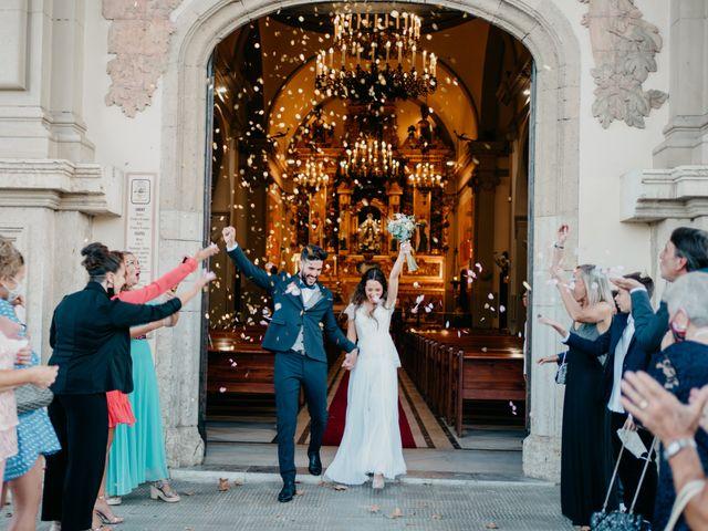 La boda de Ruben y Meritxell en Reus, Tarragona 22