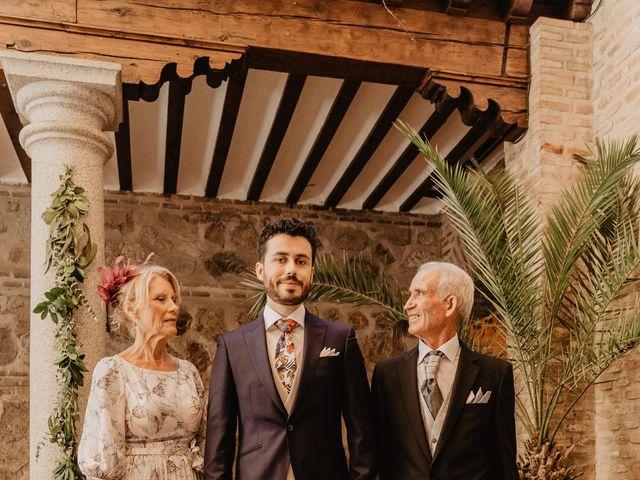 La boda de Rafa y Inés en Toledo, Toledo 17