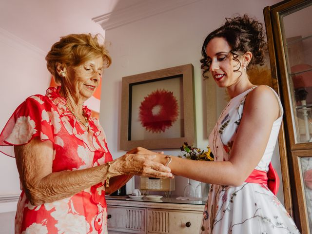 La boda de Rafa y Inés en Toledo, Toledo 28
