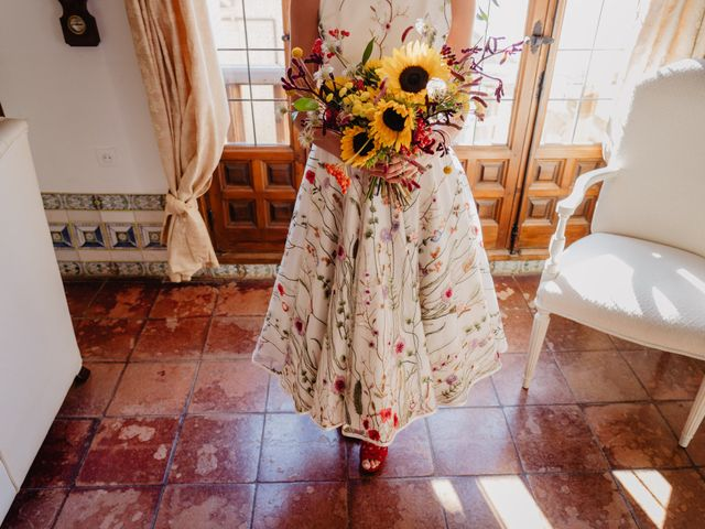 La boda de Rafa y Inés en Toledo, Toledo 31