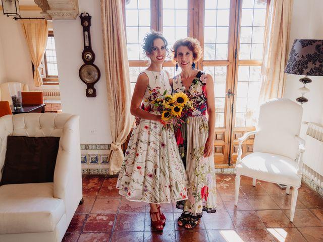 La boda de Rafa y Inés en Toledo, Toledo 33