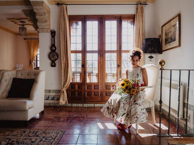La boda de Rafa y Inés en Toledo, Toledo 38