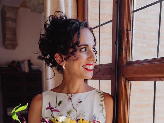 La boda de Rafa y Inés en Toledo, Toledo 39