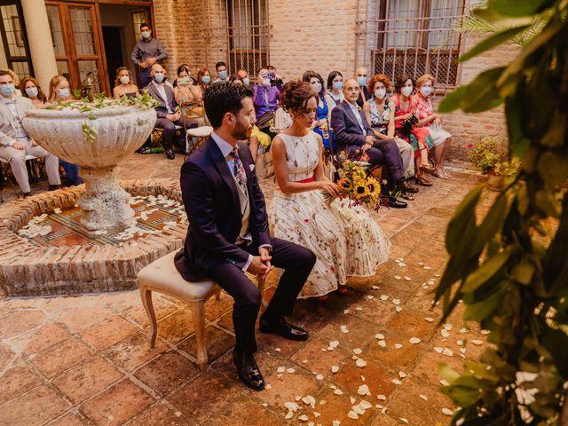 La boda de Rafa y Inés en Toledo, Toledo 45