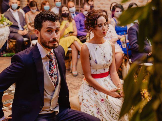 La boda de Rafa y Inés en Toledo, Toledo 46