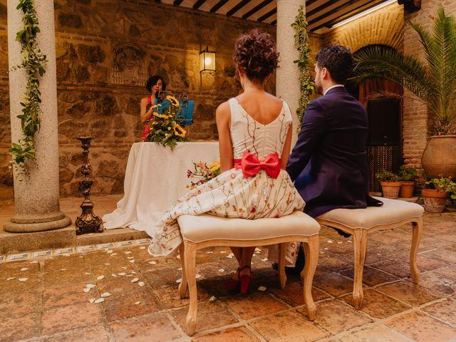 La boda de Rafa y Inés en Toledo, Toledo 47