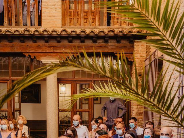 La boda de Rafa y Inés en Toledo, Toledo 48
