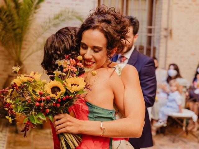 La boda de Rafa y Inés en Toledo, Toledo 49