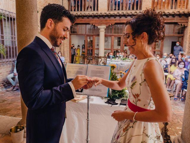 La boda de Rafa y Inés en Toledo, Toledo 53