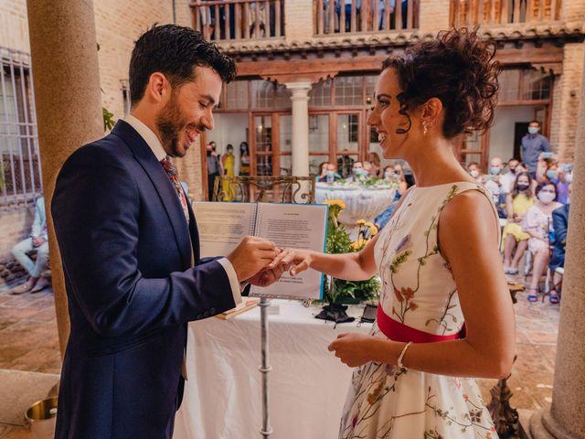La boda de Rafa y Inés en Toledo, Toledo 54