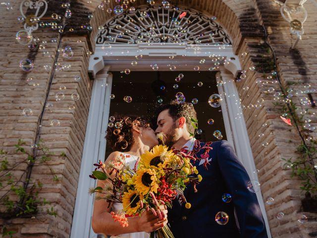 La boda de Rafa y Inés en Toledo, Toledo 58