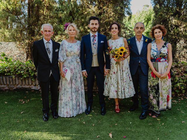 La boda de Rafa y Inés en Toledo, Toledo 61
