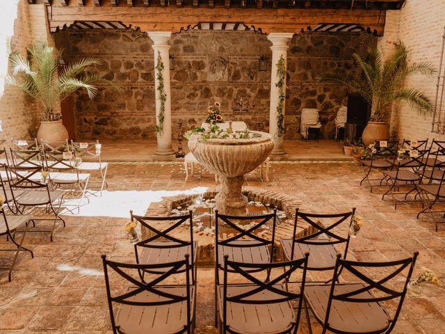 La boda de Rafa y Inés en Toledo, Toledo 40