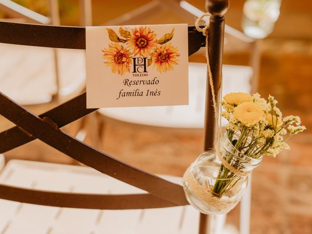 La boda de Rafa y Inés en Toledo, Toledo 41
