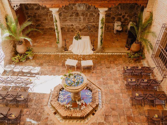 La boda de Rafa y Inés en Toledo, Toledo 44