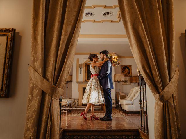 La boda de Rafa y Inés en Toledo, Toledo 62