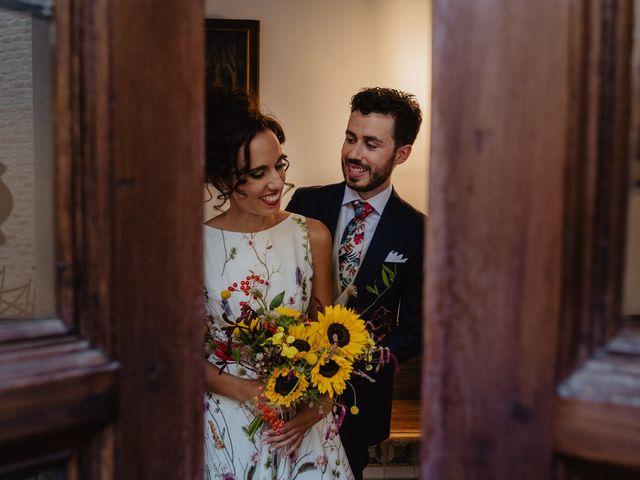 La boda de Rafa y Inés en Toledo, Toledo 67
