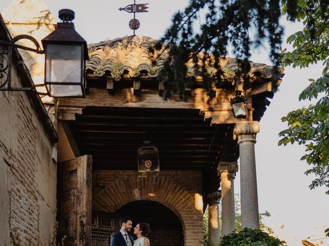 La boda de Rafa y Inés en Toledo, Toledo 71