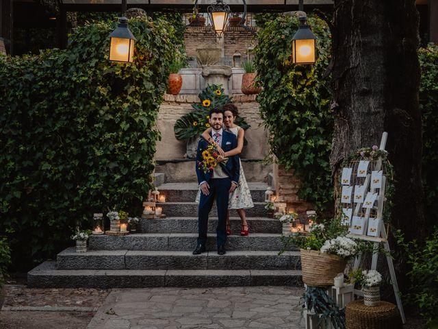 La boda de Rafa y Inés en Toledo, Toledo 72