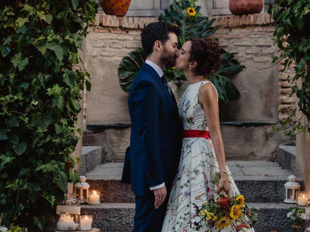 La boda de Rafa y Inés en Toledo, Toledo 73