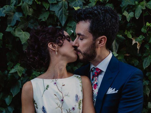 La boda de Rafa y Inés en Toledo, Toledo 75