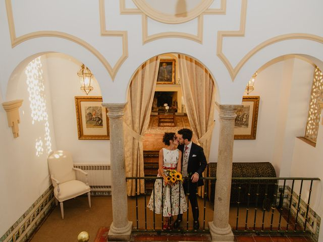 La boda de Rafa y Inés en Toledo, Toledo 79