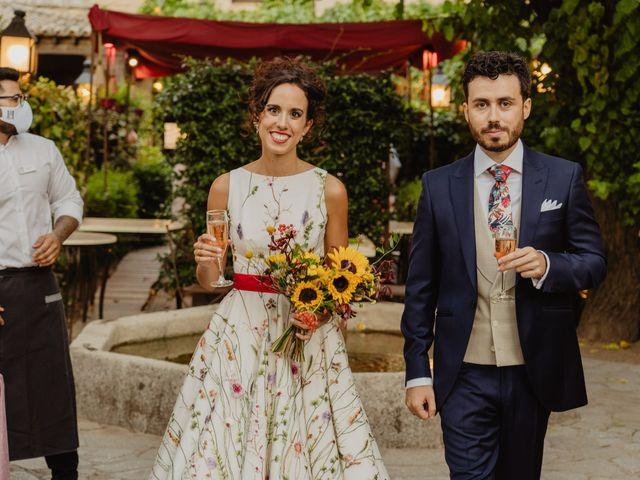 La boda de Rafa y Inés en Toledo, Toledo 107