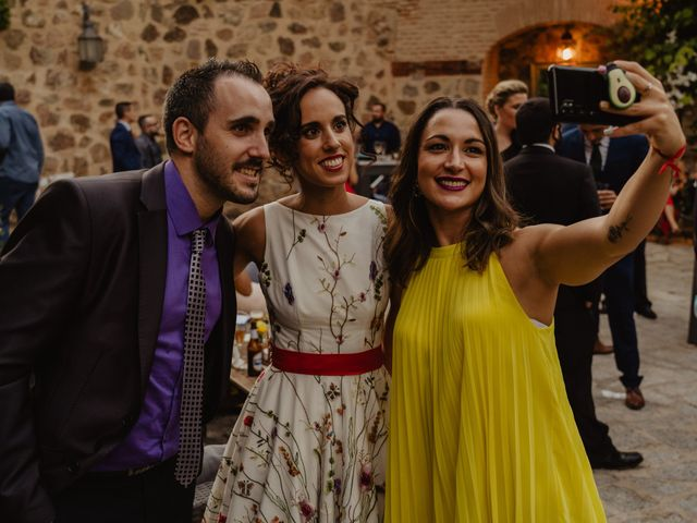 La boda de Rafa y Inés en Toledo, Toledo 113