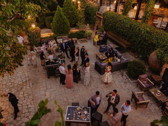 La boda de Rafa y Inés en Toledo, Toledo 122