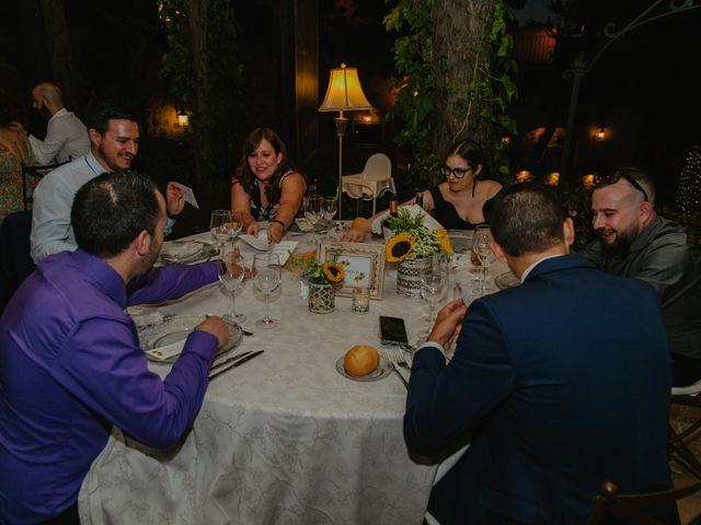 La boda de Rafa y Inés en Toledo, Toledo 124