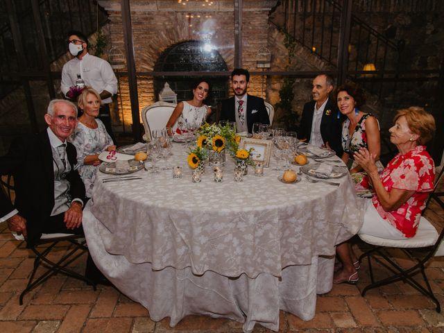 La boda de Rafa y Inés en Toledo, Toledo 127