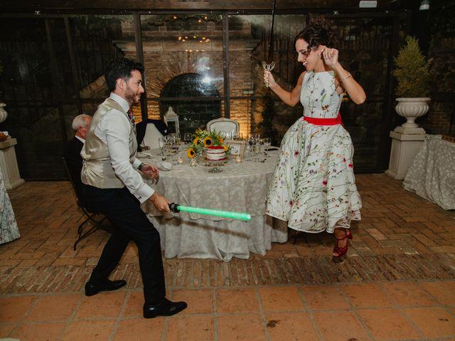 La boda de Rafa y Inés en Toledo, Toledo 133