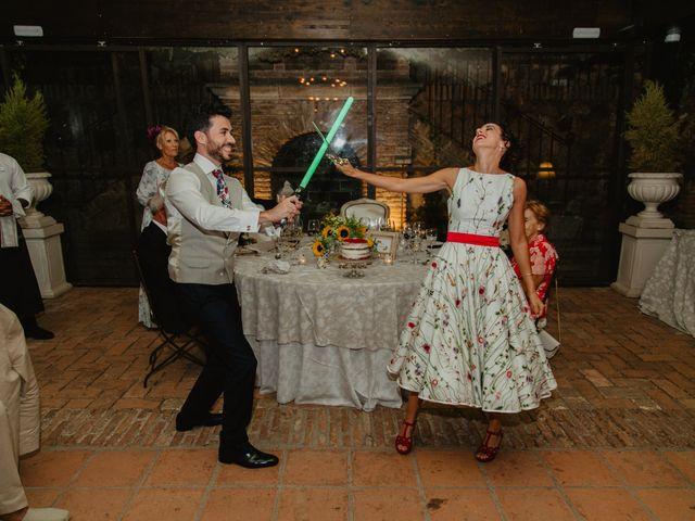 La boda de Rafa y Inés en Toledo, Toledo 134