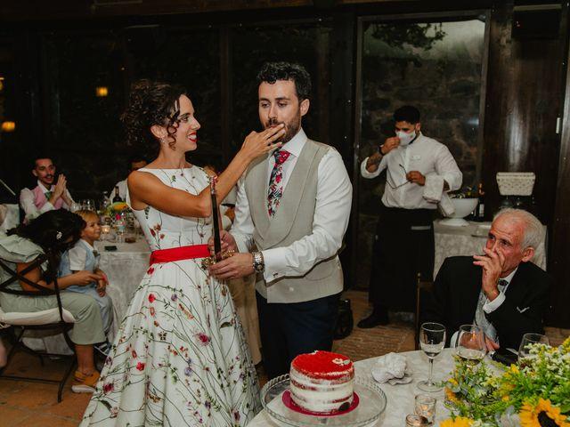 La boda de Rafa y Inés en Toledo, Toledo 137