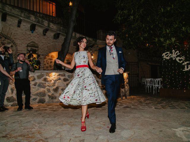 La boda de Rafa y Inés en Toledo, Toledo 140