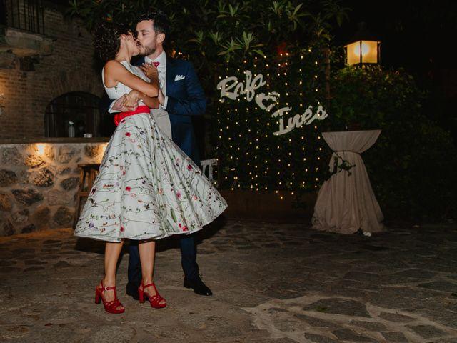 La boda de Rafa y Inés en Toledo, Toledo 142
