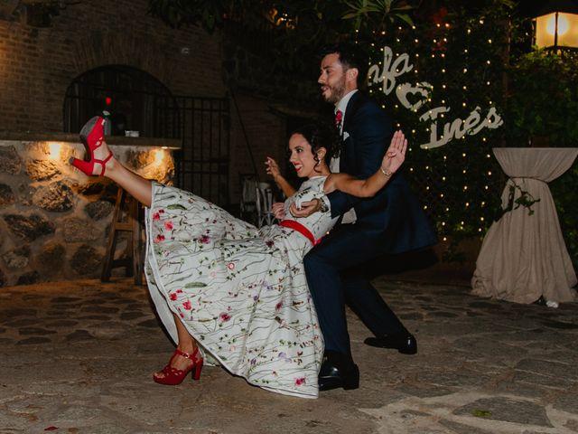 La boda de Rafa y Inés en Toledo, Toledo 143