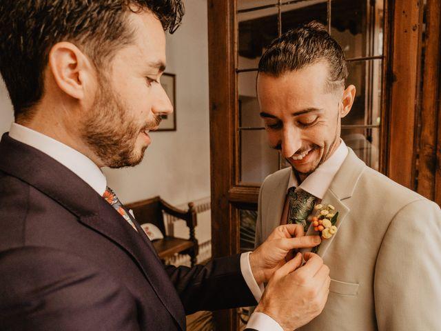 La boda de Rafa y Inés en Toledo, Toledo 11