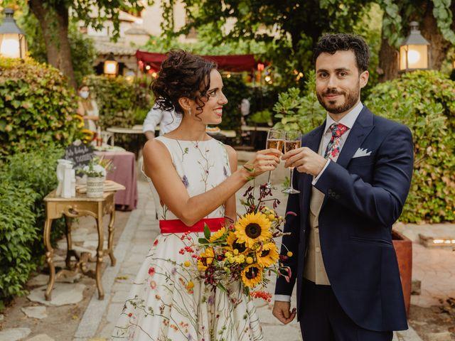 La boda de Rafa y Inés en Toledo, Toledo 108