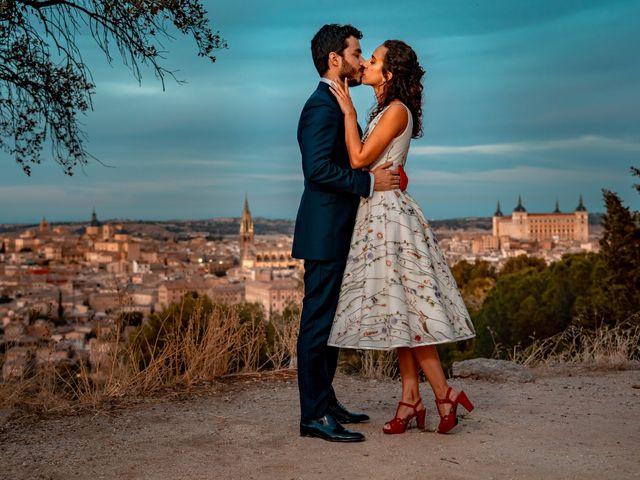 La boda de Rafa y Inés en Toledo, Toledo 82