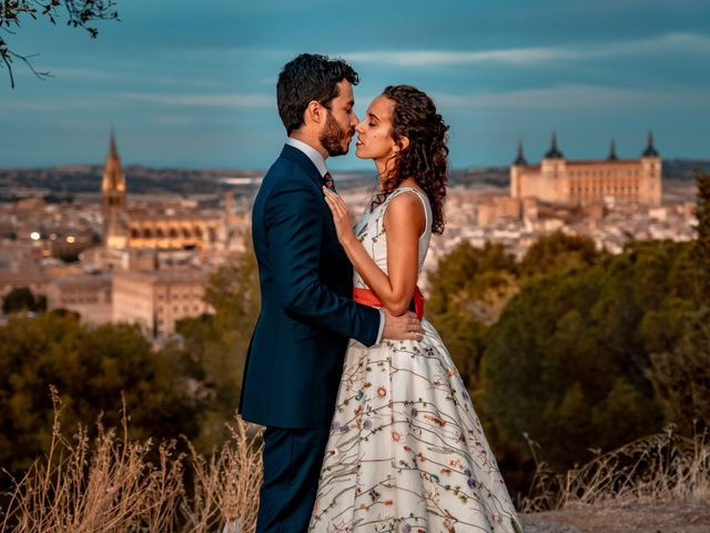La boda de Rafa y Inés en Toledo, Toledo 83
