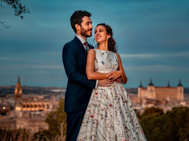 La boda de Rafa y Inés en Toledo, Toledo 84