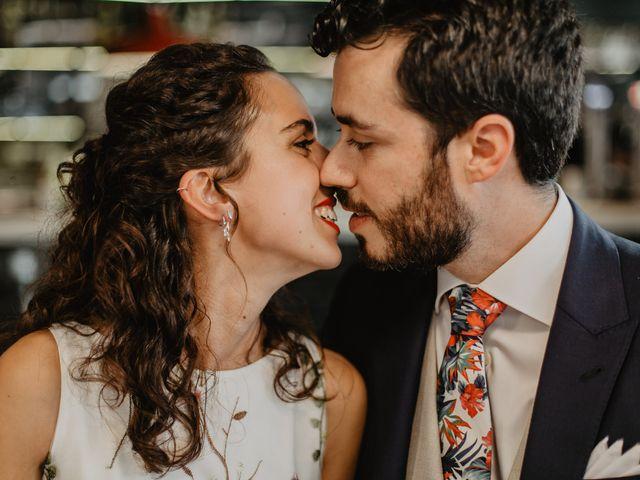 La boda de Rafa y Inés en Toledo, Toledo 94